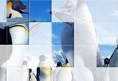 PUZZLE HAPPY FEET