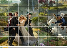 OZ THE GREAT AND POWERFUL PUZZLE ROTATIV