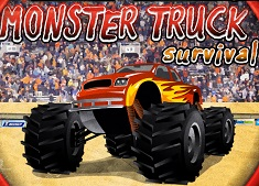 SUPRAVIETUITI IN MONSTER TRUCK