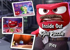INSIDE OUT PUZZLE ROTATIV