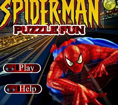 SPIDERMAN PUZZLE AMUZANT
