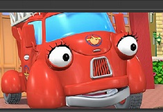 PUZZLE CU FIONA FIRE ENGINE