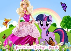 BARBIE SI TWILIGHT