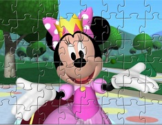 MINNIE PUZZLE JIGSAW