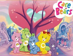CARE BEARS JIGSAW