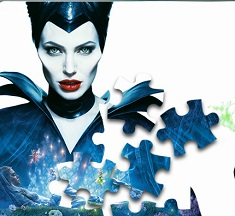 MALEFICENT PUZZLE VIDEO
