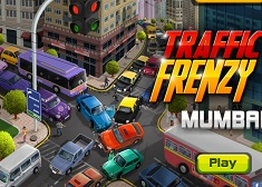 TRAFFIC FRENZY MUMBAI
