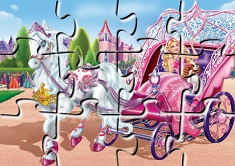 PRINTESA BARBIE PUZZLE JIGSAW