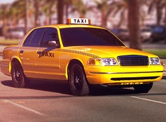 SOFER DE TAXI IN MIAMI