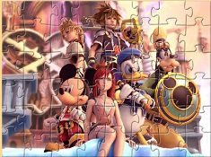 EROI CARTOON JIGSAW