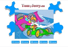 TOM SI JERRY PUZZLE 2