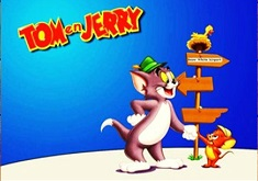 TOM SI JERRY PUZZLE 3