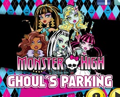MONSTER HIGH PARCARI