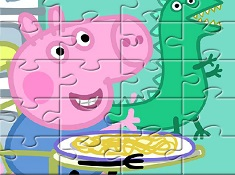 PURCELUSA PEPPA PUZZLE