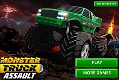 ASALTUL MONSTER TRUCK