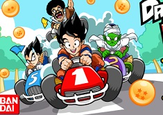 KARTING CU DRAGON BALL Z