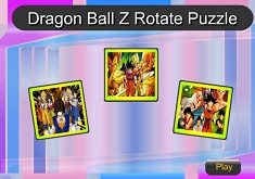 DRAGON BALL PUZZLE ROTATIV