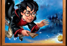 PUZZLE CU HARRY POTTER