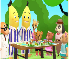 BANANE IN PIJAMALE PUZZLE