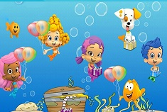 BUBBLE GUPPIE PUZZLE 2