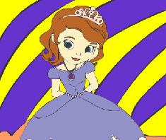giochi da colore sofia the first