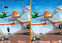 giochi trova le differenze di disney planes